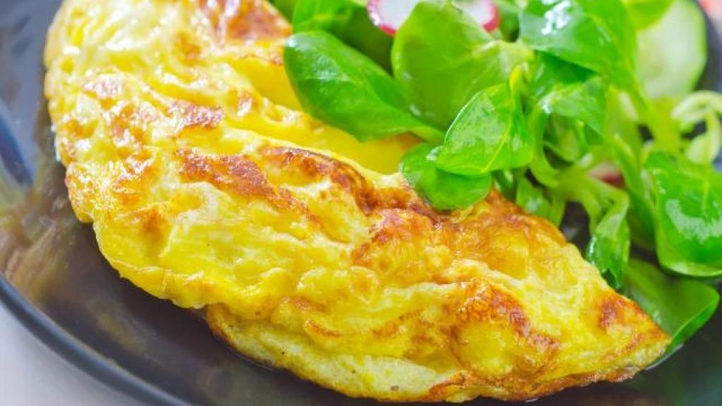 Omelette aux escargots - Escargots de la Broche